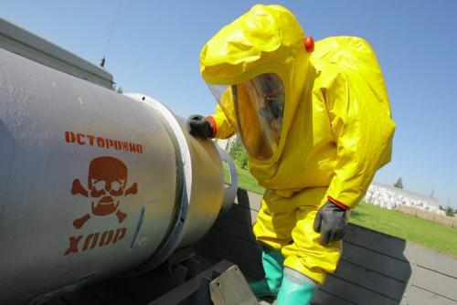 Химические отравления