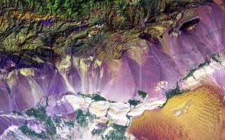 Инфракрасные фото Земли