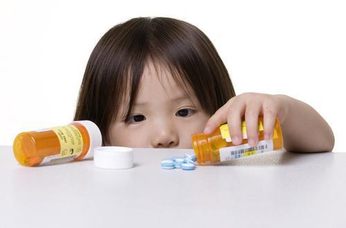 Отравления лекарствами