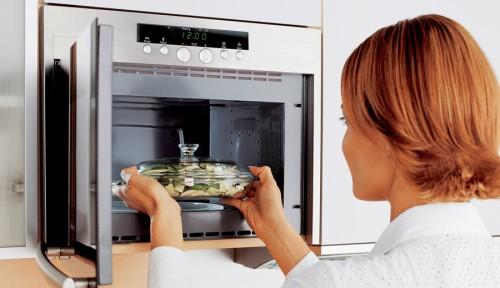 Вред микроволновой печи для здоровья человека