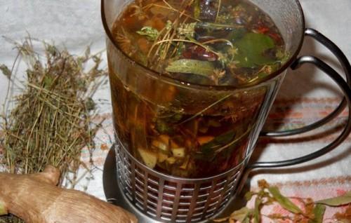 Трави для очищения кишечника: рецепти