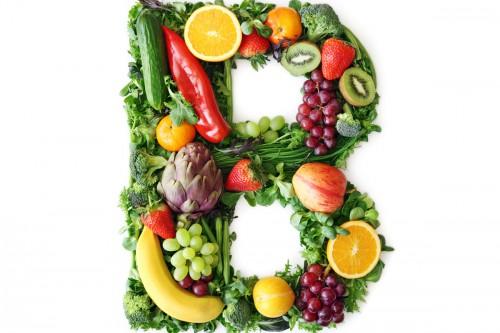 Продукты, содержащие витамин В