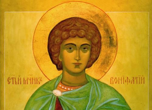 Святой Вонифати Тарсийский