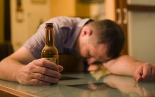 Алкогольное опьянене