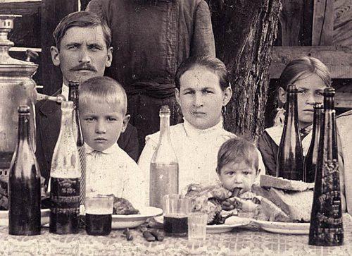 Фото времен Первой мировой войны