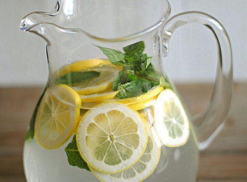 Лимонный настой