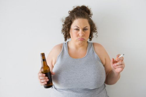 Пивной алкокоголизм у женщины