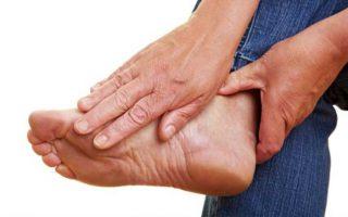 Симптом полинейропатии