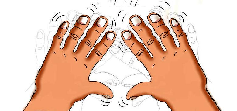 Почему у человека трясутся руки