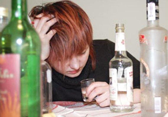 Антидепрессанты против алкогольной зависимости