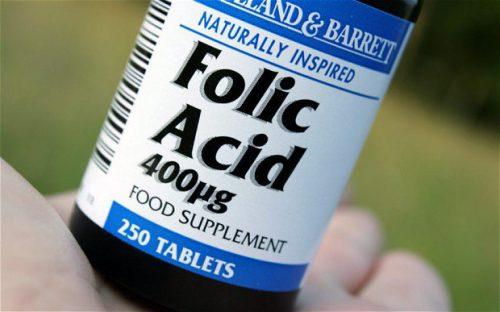 Передозировка фолиевой кислоти при беременности: симптоми