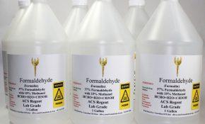 Формальдегид – опасно для здоровья