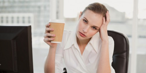 Переизбыток кофе