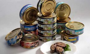 Об отравлении рыбными консервами