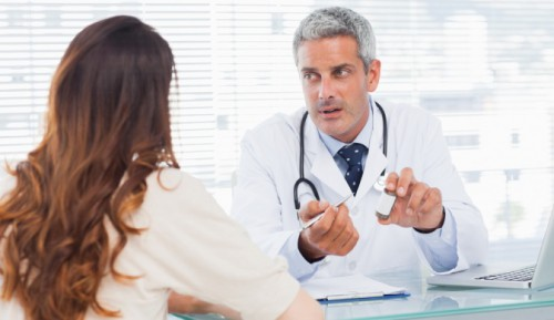 Разговор с доктором