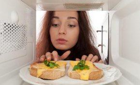 О вреде микроволновой печи для здоровья человека