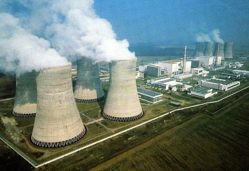 Техногенные источники радиации