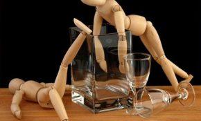 Острые отравления этиловым спиртом