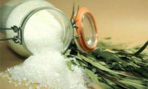 Очищение кишечника английской солью
