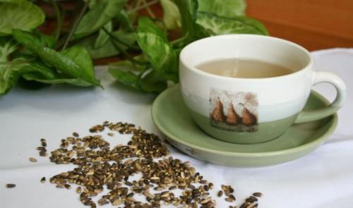 Чай из семян расторопши