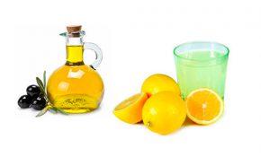 Как проводить чистку печени оливковым маслом и лимонным соком