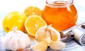 Рецепты чистки сосудов медом, чесноком и лимоном