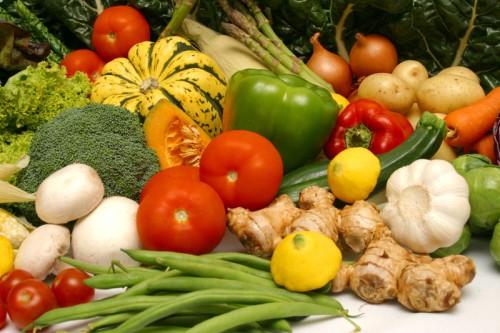 Вигеторианская диета