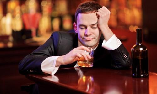 Алкоголь как антидепрессант