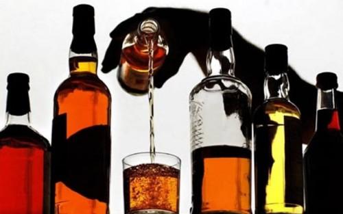 Спиртнык напитки
