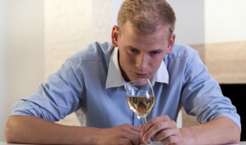 Зависимость от спиртных напитков