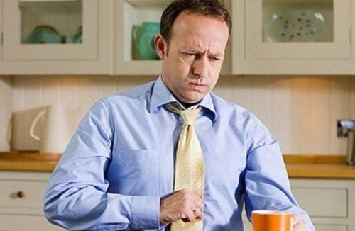 С похмелья болит желудок что делать