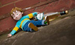 Передается ли ребенку алкоголизм от отца или деда?