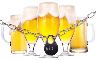 Прекращение употребления любого количества пива