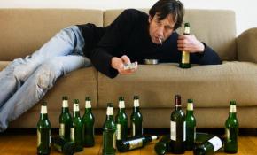 Стадии мужского алкоголизма