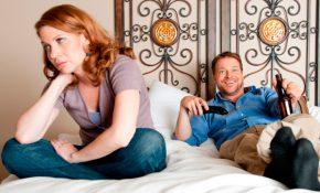 Что делать жене, если муж пьет?