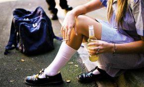 Основные причины и лечение подросткового алкоголизма