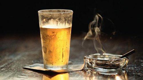 Бросить пить и курить польза