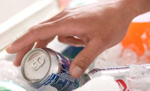 Пиво в руках