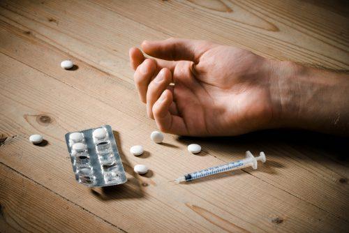 Прием смертельной дозы