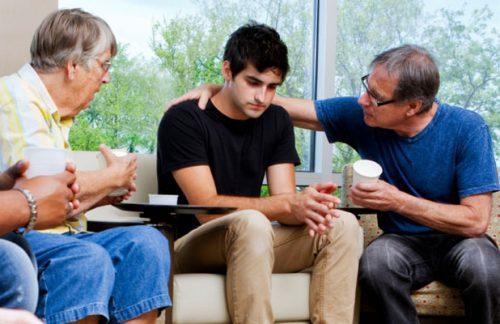 Семейная беседа